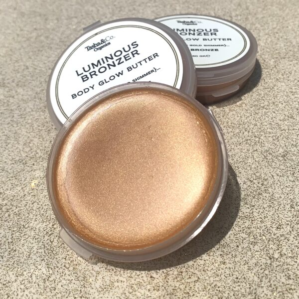 Bronzing Butter – Sun Kissed Body Glow and Body Moisturizer in One