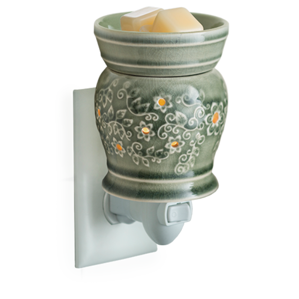 Perennial Pluggable Wax & Essential Oil Warmer + Free Wax Melt