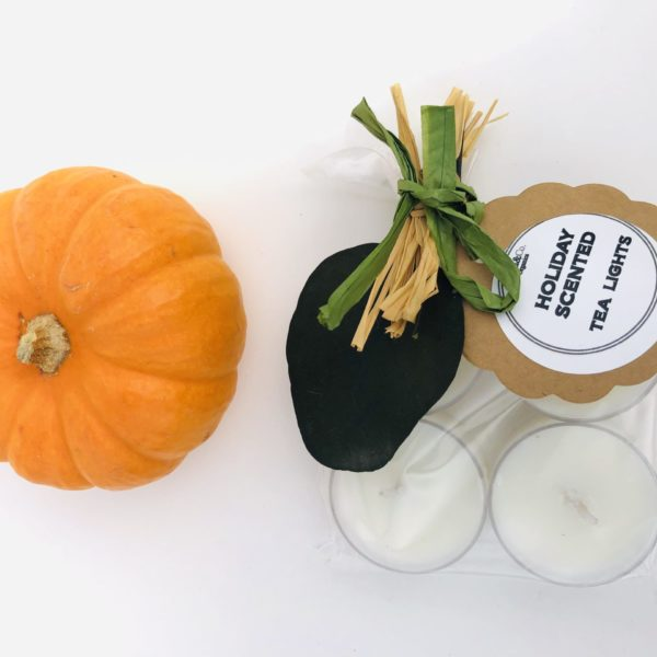 Artisan Tea Lights Tobacco & Sandalwood Collection