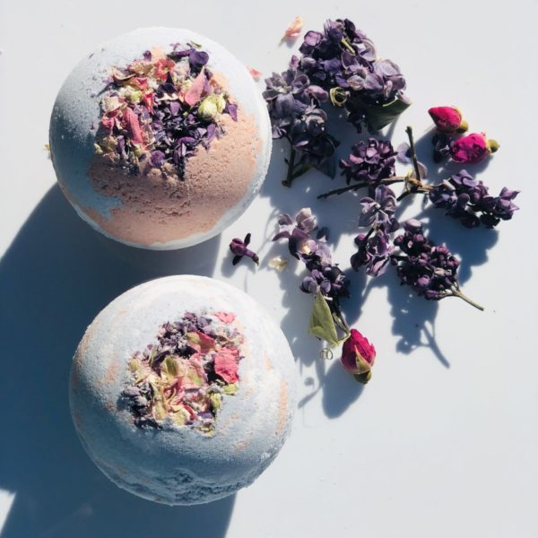 Lavender and Rose Milk – Soothing Comfort