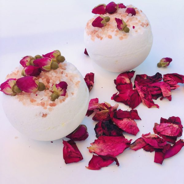 Tea Rose and Vanilla Bath Melts – Peace & Love