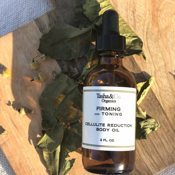 Firming and Toning Cellulite Reduction Body Oil