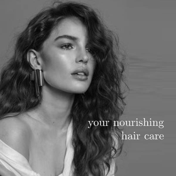 Curl Defining Hair Serum – for Wavy and Medium to Thick Hair